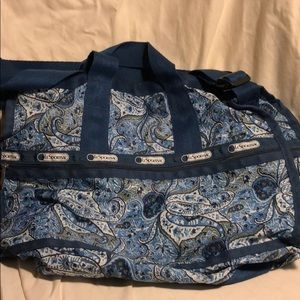 Le Sportsac shoulder/tote bag NWOT with issues